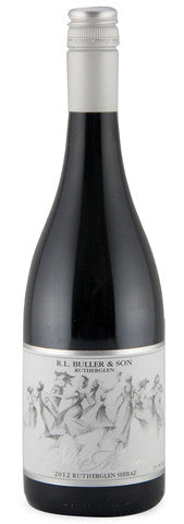 Buller Nine Muses Shiraz 2012