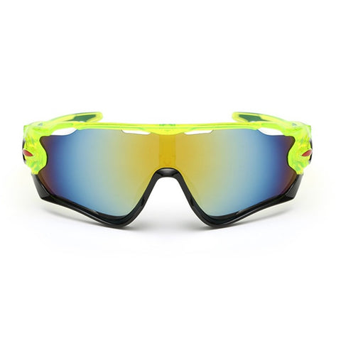 Fluoro Pro Cycling Sunglasses - Vogue Cycling