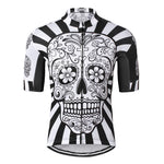 Load image into Gallery viewer, Skull Cycling Jersey - Vogue Cycling