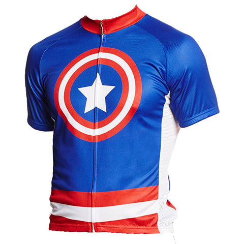 Superhero Cycling Jersey - Vogue Cycling