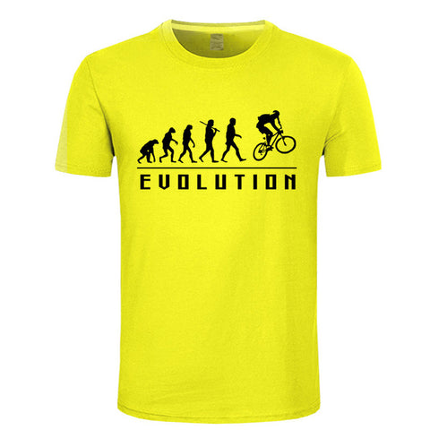 Evolution Cycling T-Shirt - Vogue Cycling