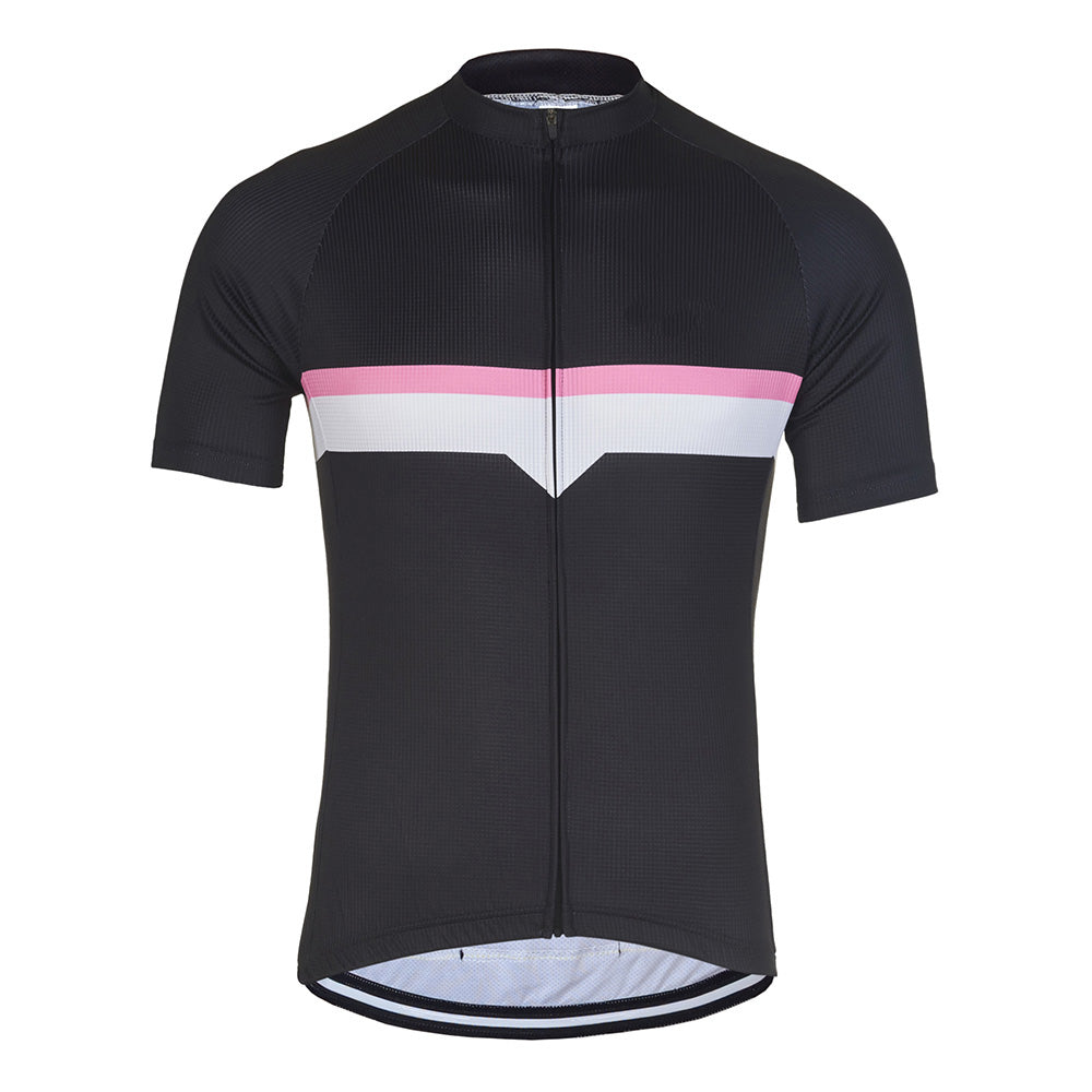 Black Academy Cycling Jersey - Vogue Cycling