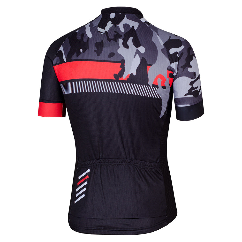 Limitless Camo Jersey - Vogue Cycling