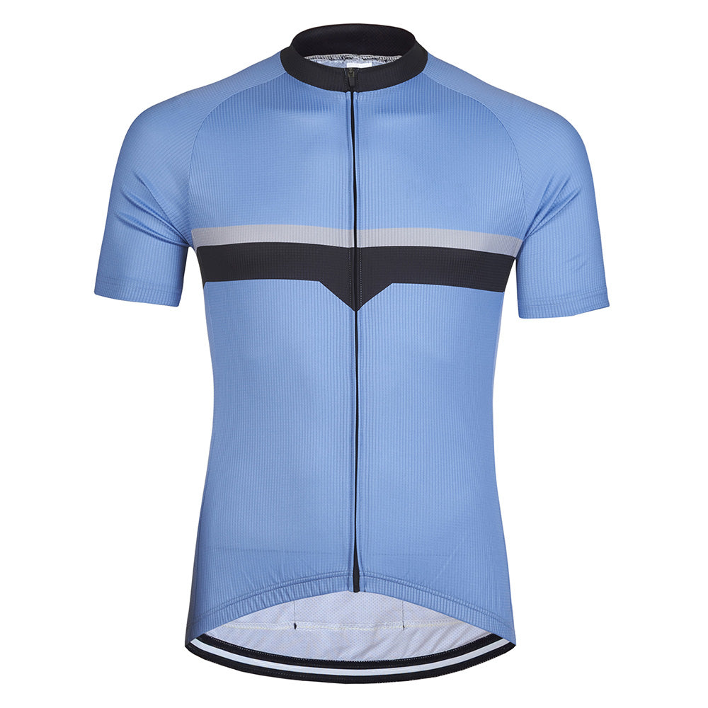 Blue Academy Cycling Jersey - Vogue Cycling
