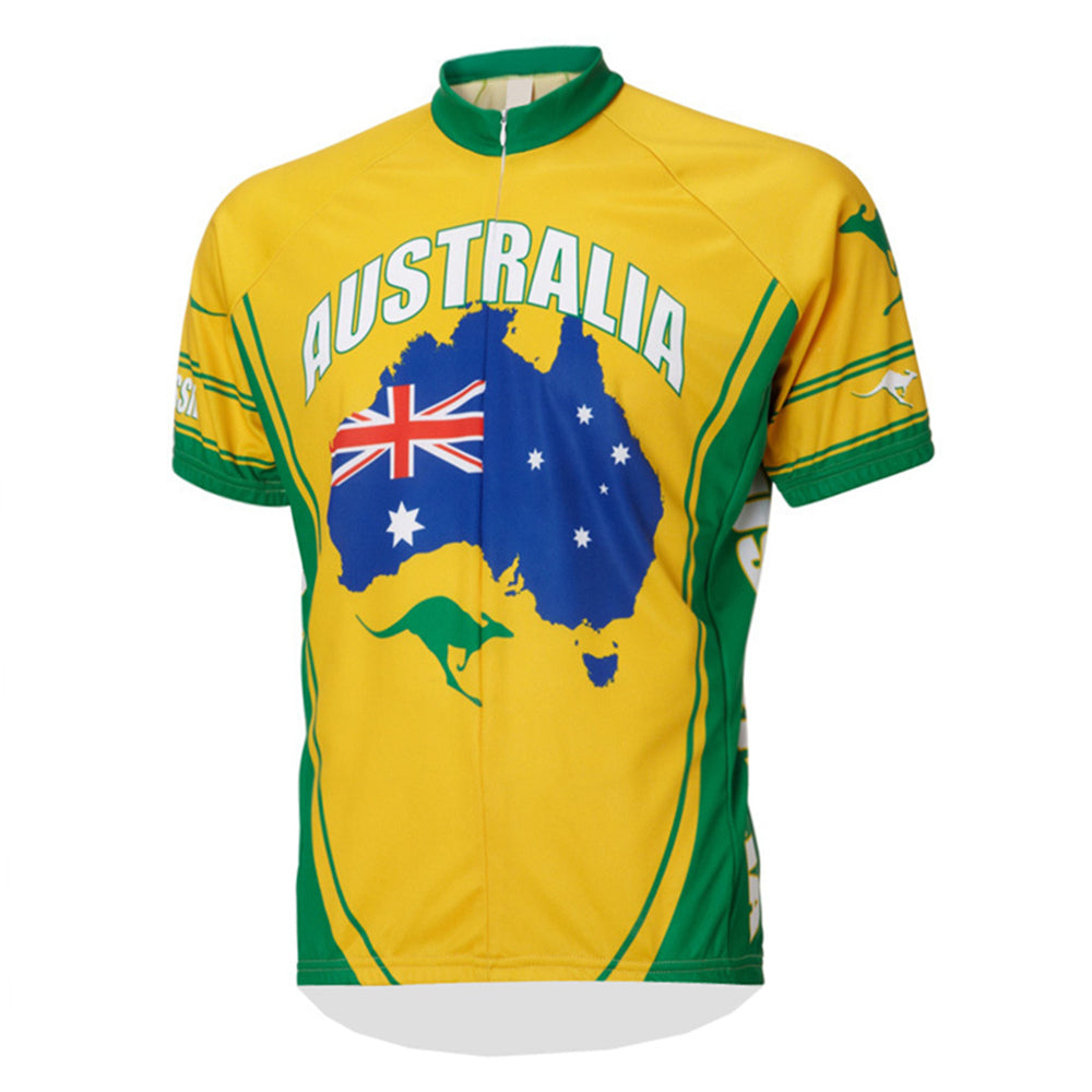 Aussie Cycling Jersey - Vogue Cycling