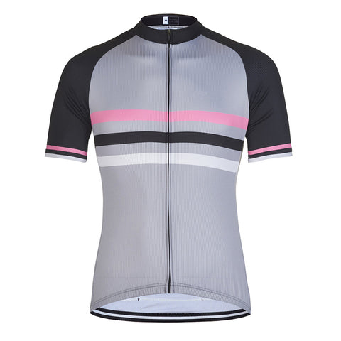 Grey Classic Core Jersey - Vogue Cycling