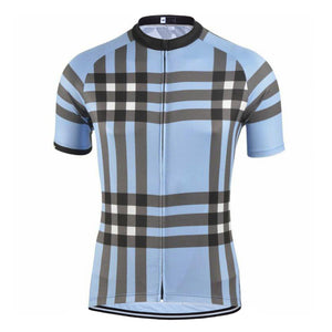 Classic Check Jersey - Vogue Cycling