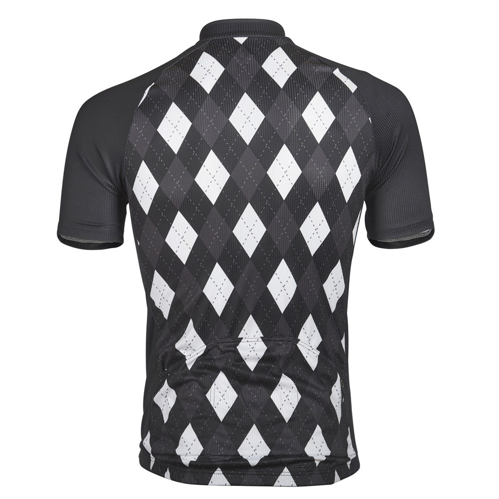 Argyle Cycling Jersey - Vogue Cycling