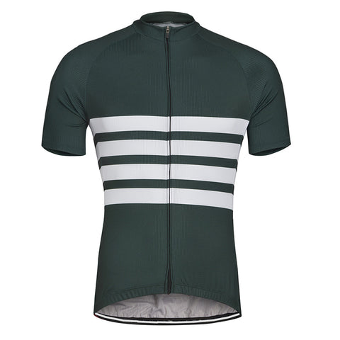 Green Iconic Cycling Jersey