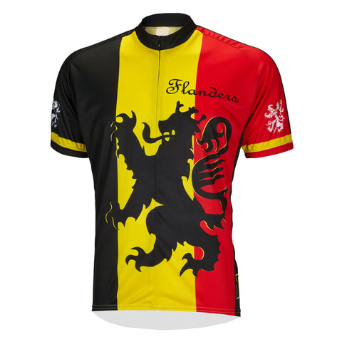 Flanders Cycling Jersey - Vogue Cycling
