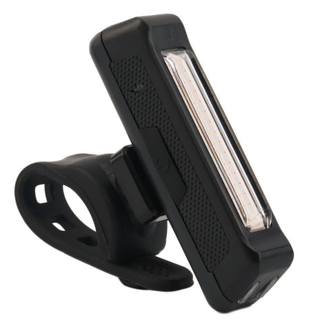 Rechargeable Tail Light (White) - Vogue Cycling