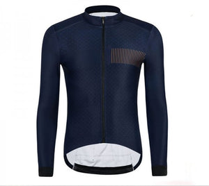 Vision Active Pro Cycling Jersey (Dark Blue)