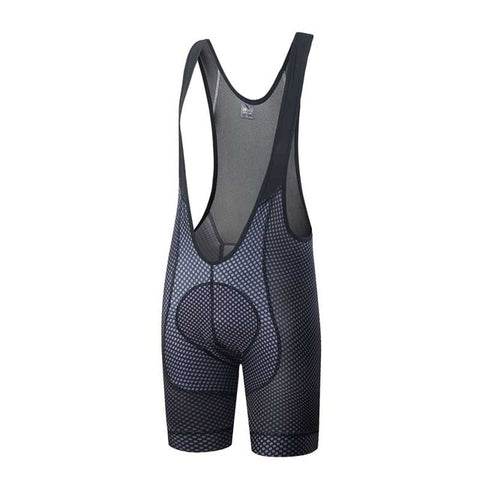Pro Cycling Bib Shorts (Charcoal) - Vogue Cycling