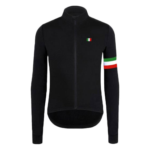Italian Thermal Cycling Jersey