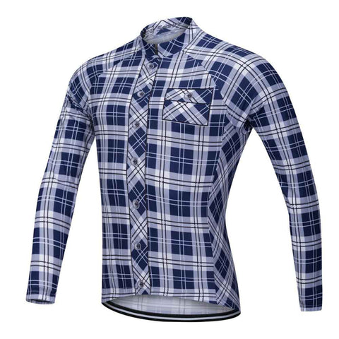 Roadie Long Sleeve Jersey - Vogue Cycling