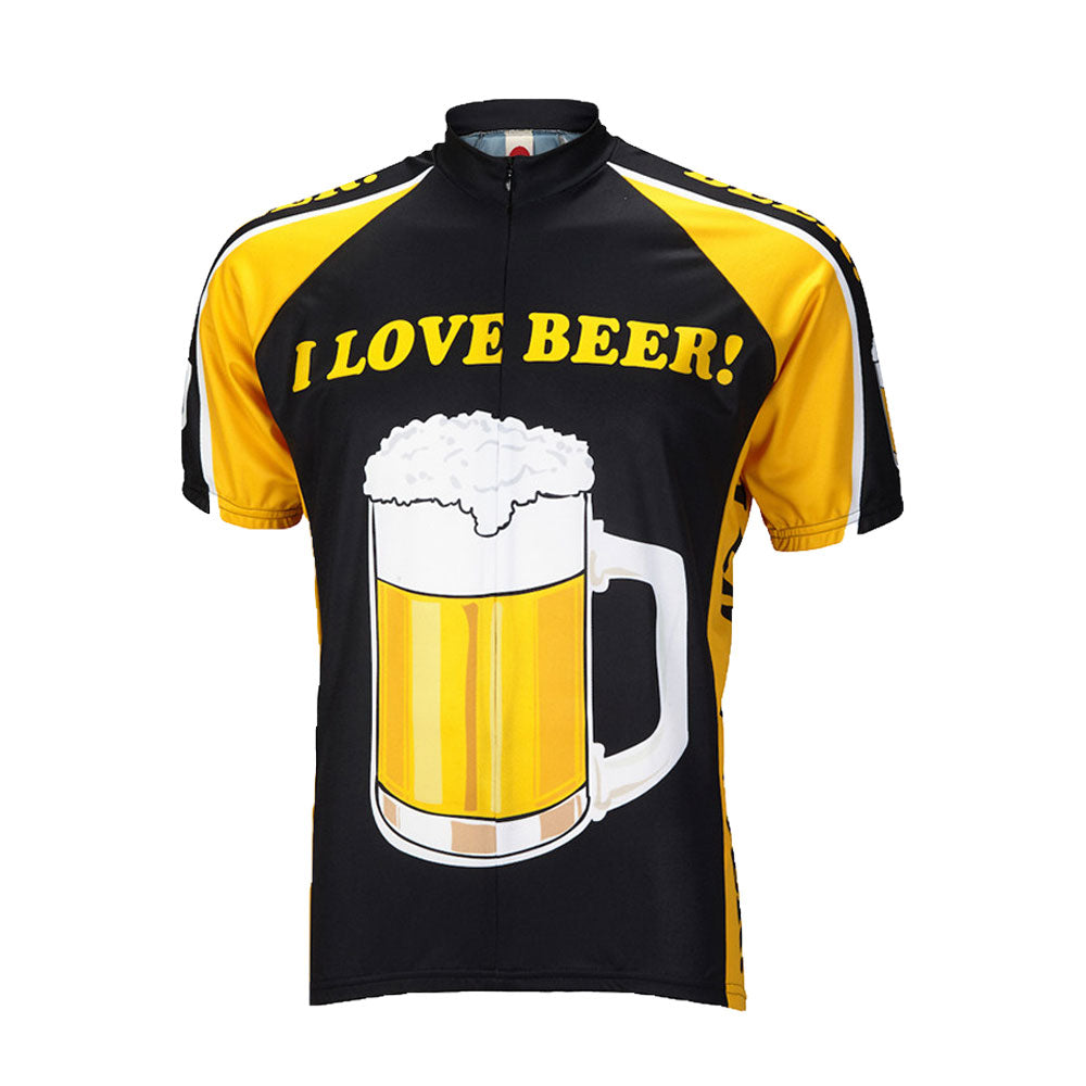 I love Beer Cycling Jersey - Vogue Cycling