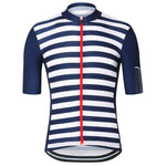 Load image into Gallery viewer, Navy and White Classic Striped Jersey