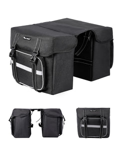 Urban Track Bicycle Bag 25L (Black)