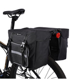 Load image into Gallery viewer, Urban Track Bicycle Bag 25L (Black)
