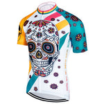 Load image into Gallery viewer, Multicolour Skull Jersey