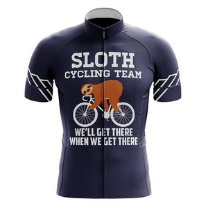 Sloth Cycling Team Jersey