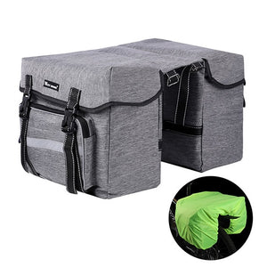 Urban Track Bicycle Bag 25L (Grey)