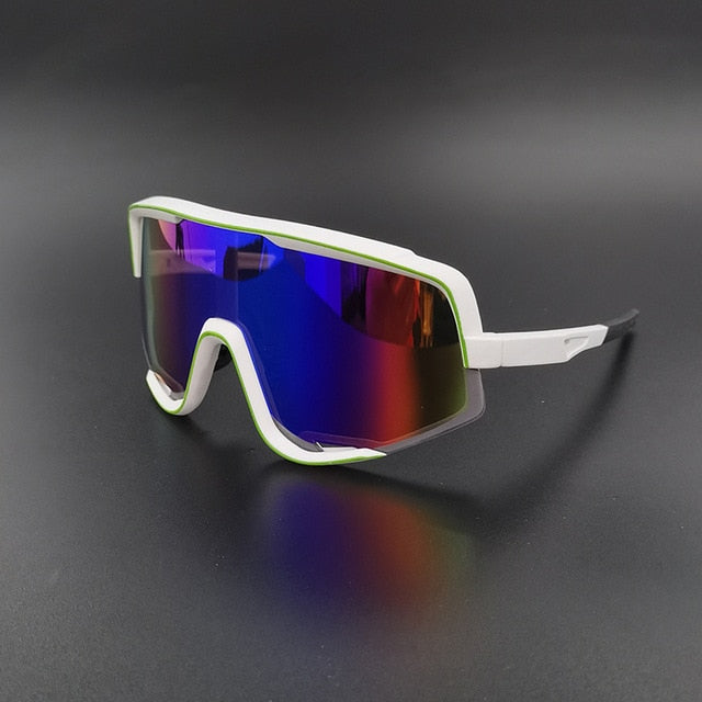 White Sky Cycling Sunglasses