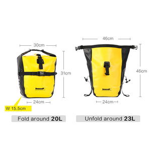 Track Pack Active 20L (Yellow)