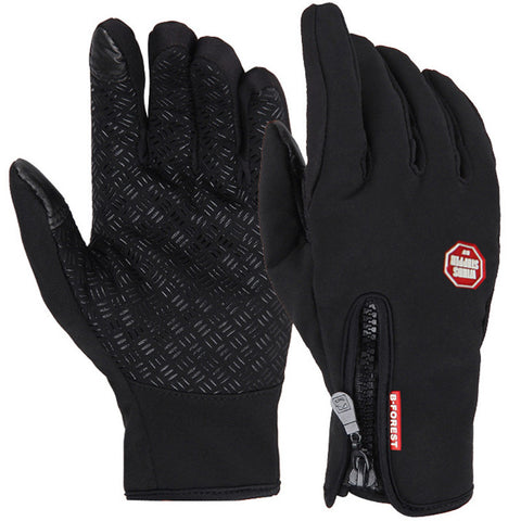 Wind Resistant Gloves - Vogue Cycling
