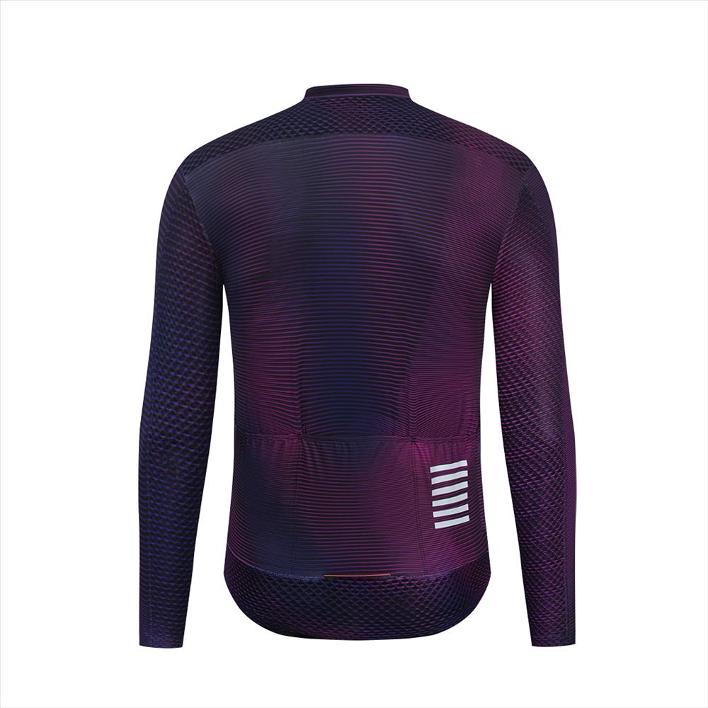 Max Core Long Sleeves Jersey