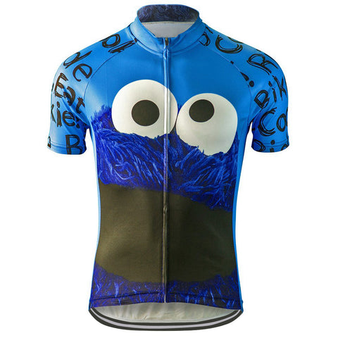 Cookie Monster Jersey - Vogue Cycling