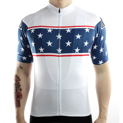 Stars & Stripes Jersey - Vogue Cycling