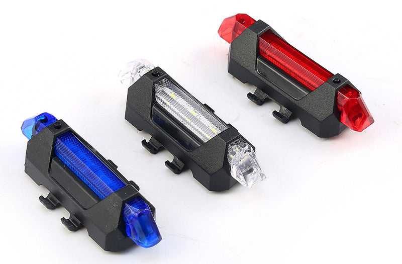 Rechargeable LED Tail Light - Vogue Cycling