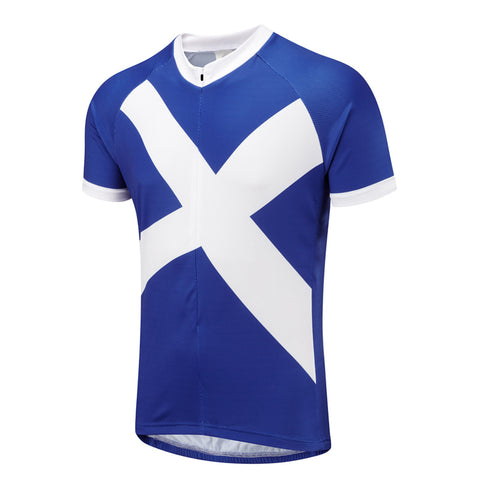 Scots Cycling Jersey - Vogue Cycling