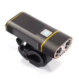 Twin Deluxe Front Bike Light Rechargeable 800 Lumens