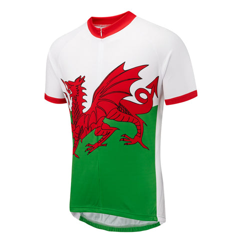 Welsh Cycling Jersey - Vogue Cycling