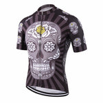 Load image into Gallery viewer, Skull Cycling Jersey V2 - Vogue Cycling