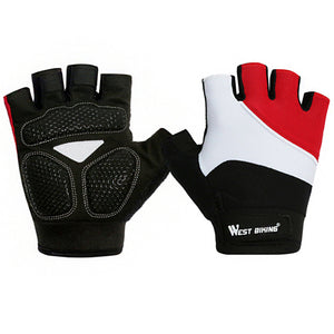 Supreme Fingerless Gloves - Vogue Cycling