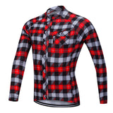 Lumberjack Long Sleeve Jersey - Vogue Cycling