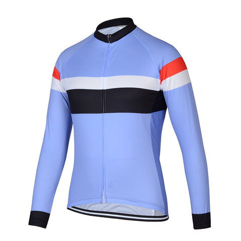 Cambridge Long Sleeve Jersey - Vogue Cycling