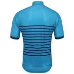 Load image into Gallery viewer, Blue Classic Stripes Jersey - Vogue Cycling