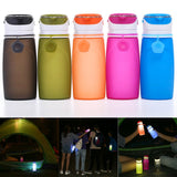 Silicone LED Water Bottle