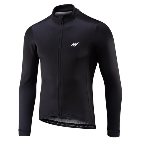 Black Classic Thermal Jersey