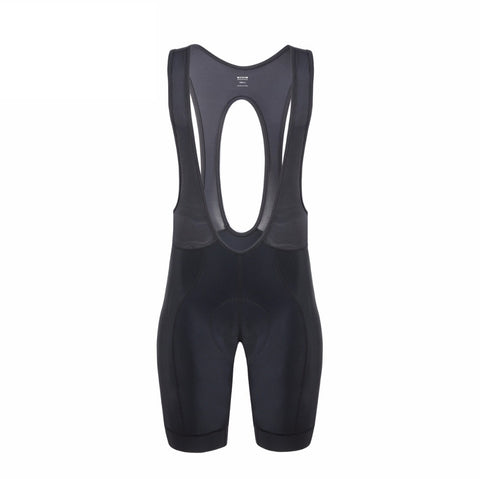 Premium Black Bib Shorts