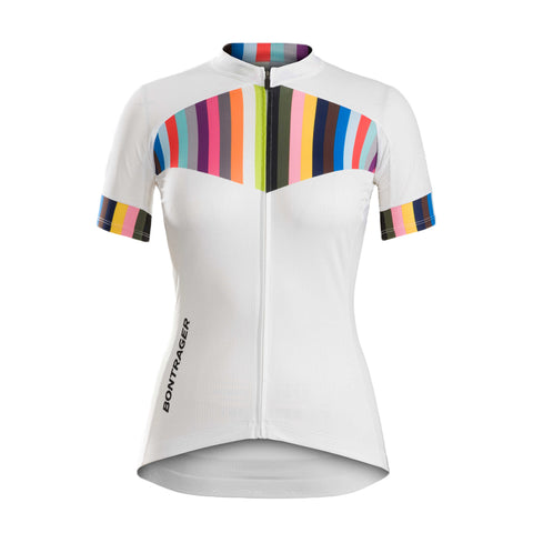 Classic Women's Multicolour Jersey - Vogue Cycling