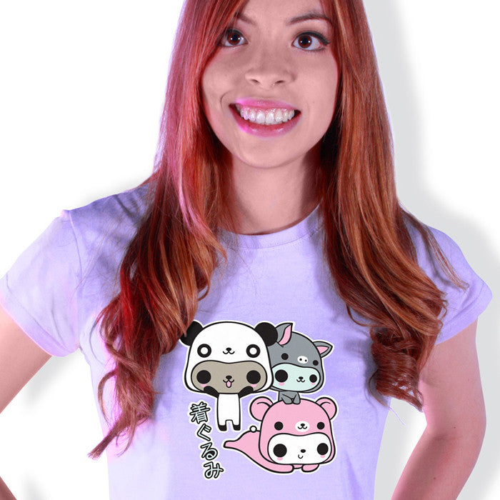 Kigurumi Kitties T-Shirt