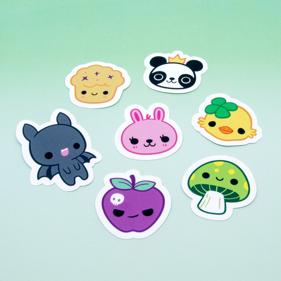 Xintu Sticker Pack