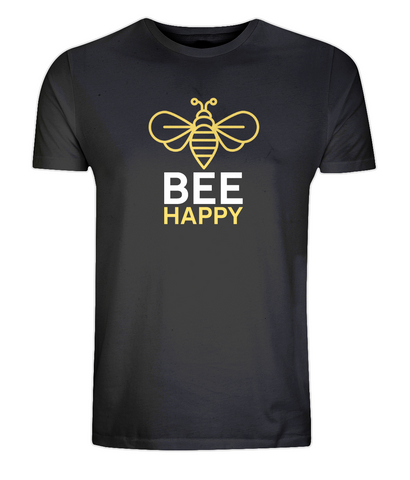 Unisex T-Shirt BEE-HAPPY