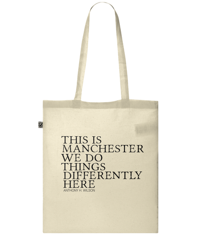 Classic Shopper Tote Bag DIFFERENTLY