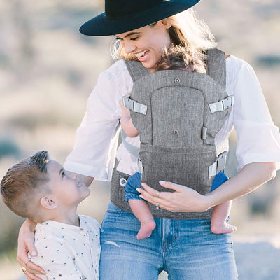 Baby Carrier, 4-in-1 Adjustable Infants Holder